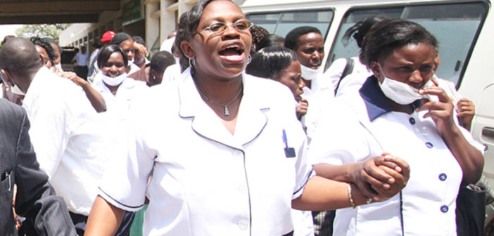Kenya: Maternal Deaths Increase as Nurses' Strike Persists